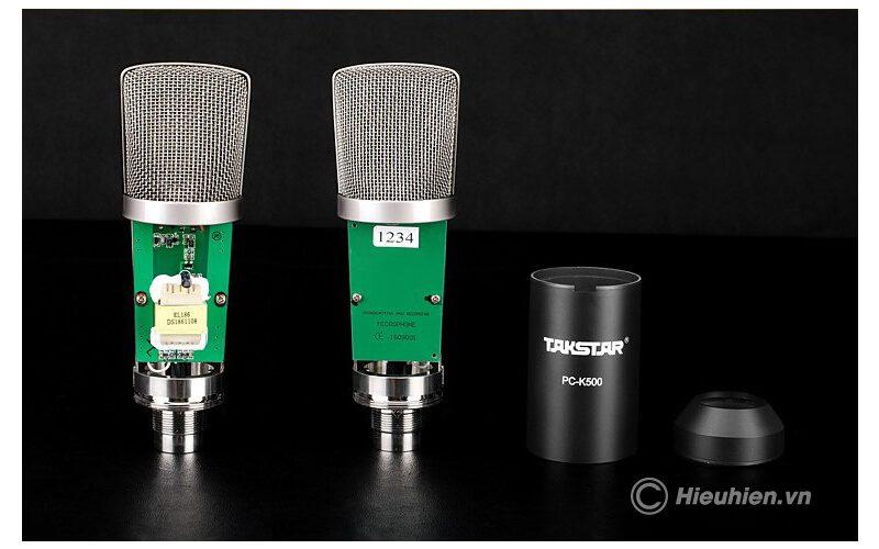 takstar pc-k500 - micro thu âm condenser cao cấp - hình 06