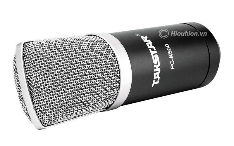 takstar pc-k500 - micro thu âm condenser cao cấp - hình 07