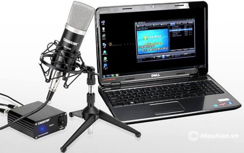 takstar pc-k500 - micro thu âm condenser cao cấp - hình 08