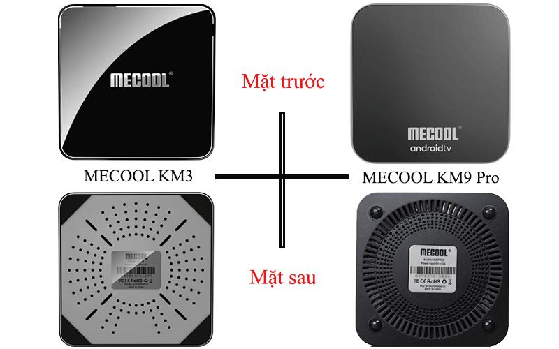 so sánh android tv box mecool km3 và mecool km9 pro - hình 03