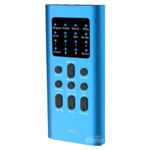 xox bh2 - sound card hát karaoke, hát live stream cho điện thoại - hình 13