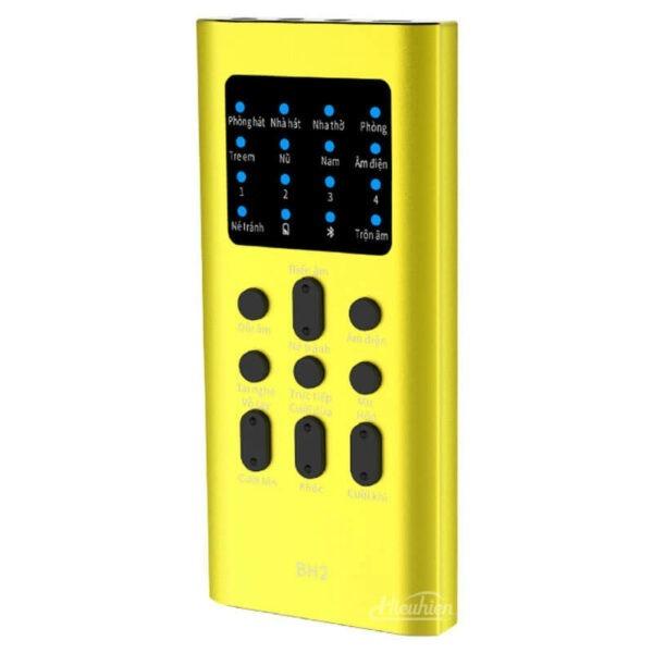 xox bh2 - sound card hát karaoke, hát live stream cho điện thoại - hình 14