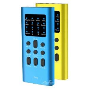 xox bh2 - sound card hát karaoke, hát live stream cho điện thoại - hình 15