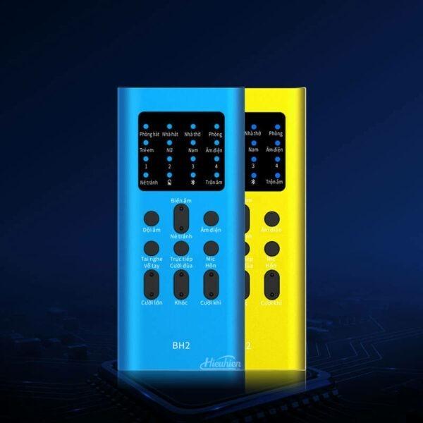 xox bh2 - sound card hát karaoke, hát live stream cho điện thoại - hình 19