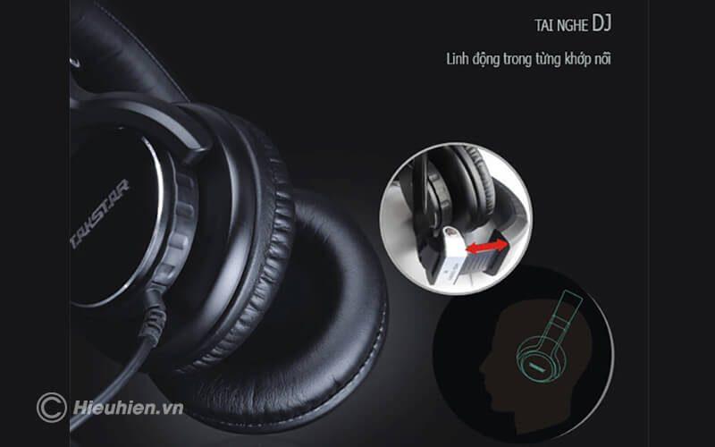 takstar hd 5500 - tai nghe kiểm âm chuyên nghiệp cao cấp - hình 09