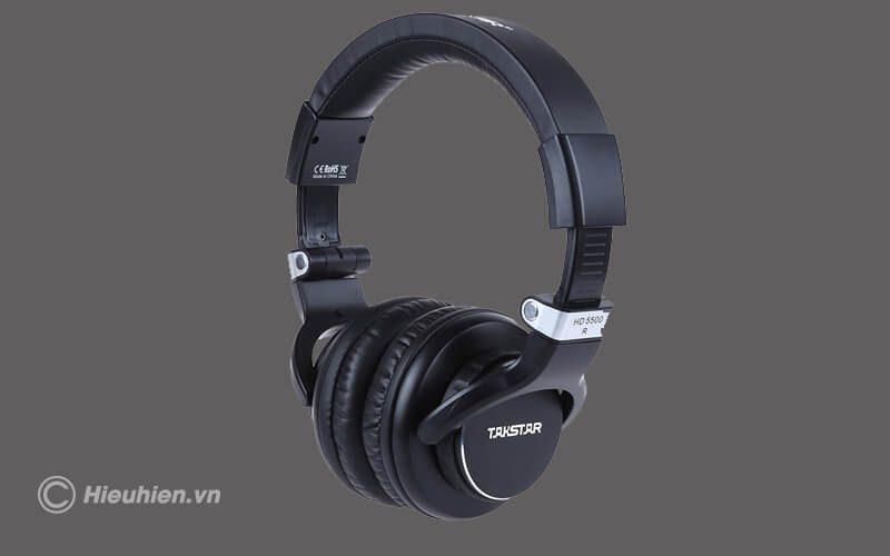 takstar hd 5500 - tai nghe kiểm âm chuyên nghiệp cao cấp - hình 13