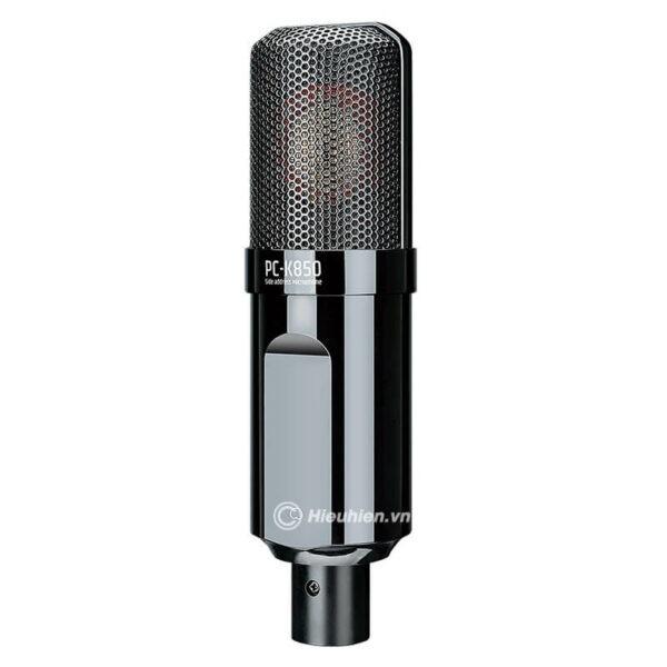 takstar-pc-k850 micro thu âm cao cấp, hát karaoke chuyên nghiệp âm thanh cực hay - hình 03