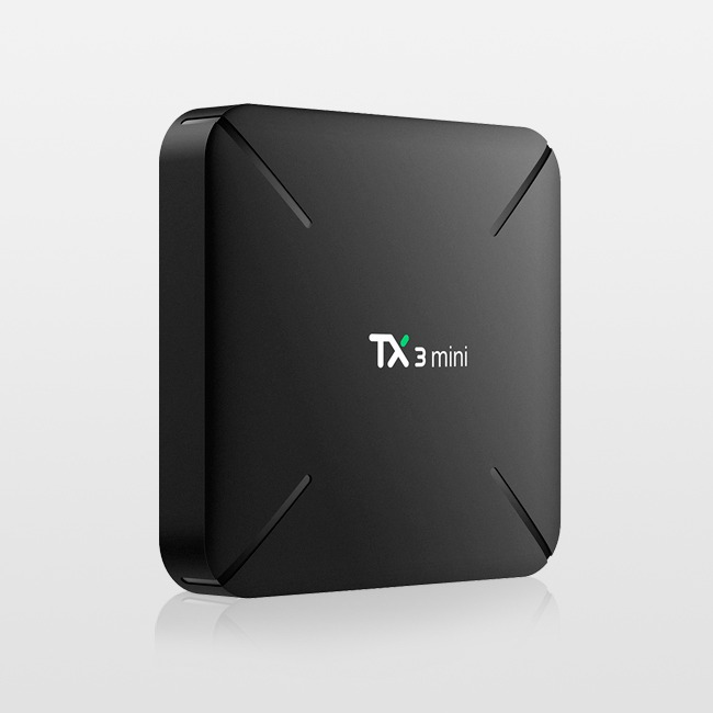 Firmware Tanix TX3 Mini L