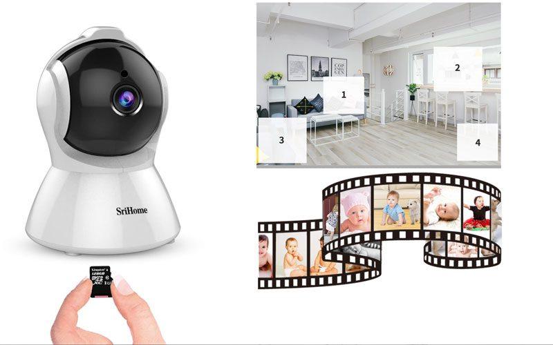 srihome sh025 full hd 1080p - camera ip wifi giám sát không dây - hình 09