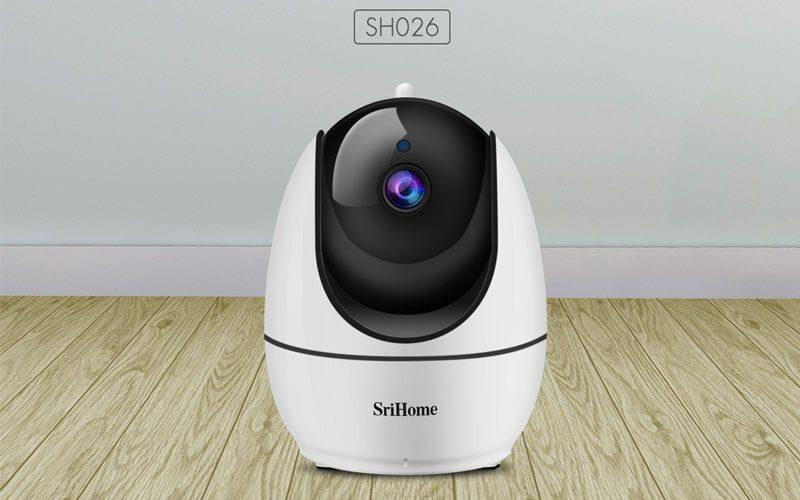 camera ip wifi srihome sh026 full hd 1080p chất lượng cao - hình 04