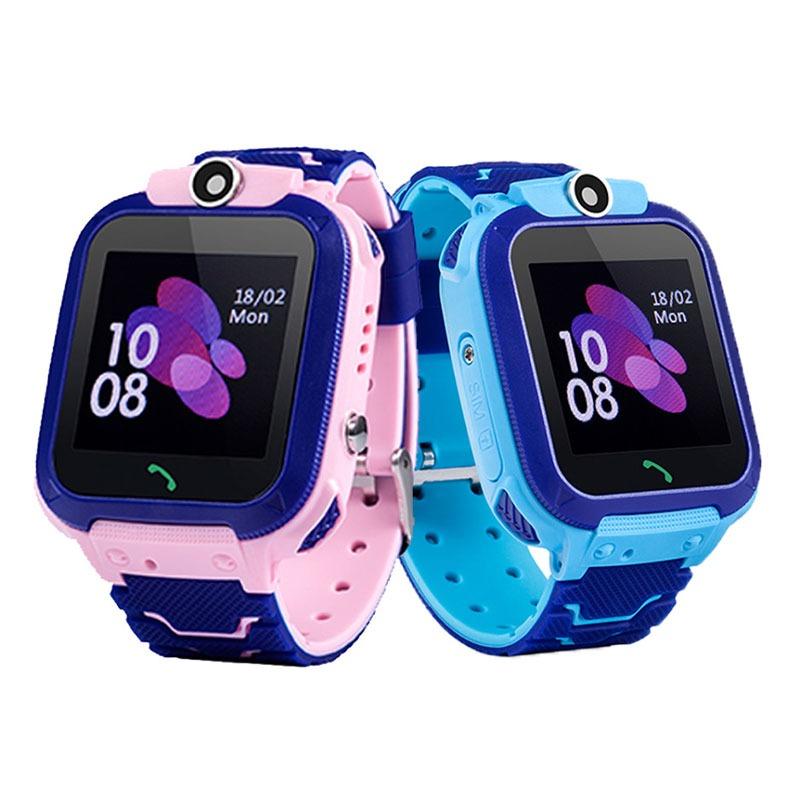 đồng hồ định vị trẻ em khắng nước wonlex gw600s có camera chụp hình - 01