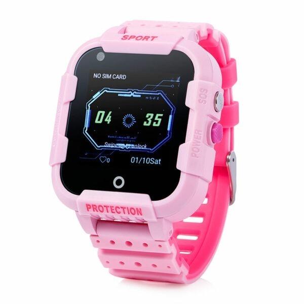 wonlex kt12 - đồng hồ định vị trẻ em, nghe gọi video call, tốc độ wifi 4g - hình 01