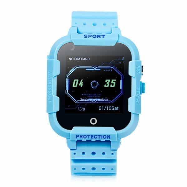 wonlex kt12 - đồng hồ định vị trẻ em, nghe gọi video call, tốc độ wifi 4g - hình 03