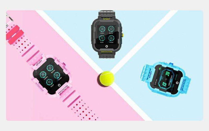 wonlex kt12 - đồng hồ định vị trẻ em, nghe gọi video call, tốc độ wifi 4g - hình 05