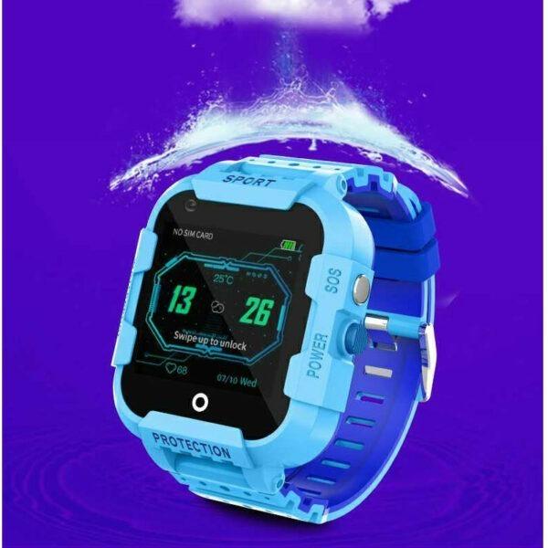 wonlex kt12 - đồng hồ định vị trẻ em, nghe gọi video call, tốc độ wifi 4g - hình 07