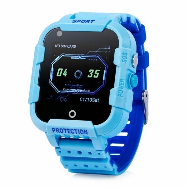 wonlex kt12 - đồng hồ định vị trẻ em, nghe gọi video call, tốc độ wifi 4g