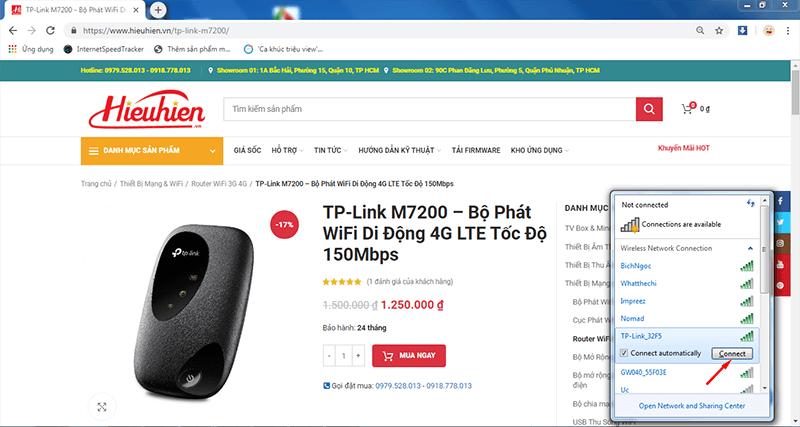 hướng dẫn chi tiết cấu hình tp-link m7200 - bộ phát wifi 4g di động - hình 02