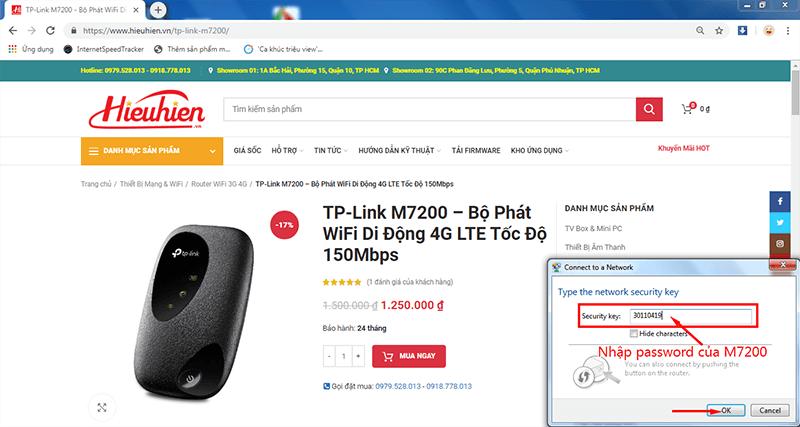 hướng dẫn chi tiết cấu hình tp-link m7200 - bộ phát wifi 4g di động - hình 03