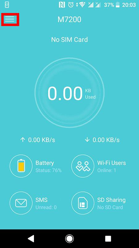 cách cấu hình bộ phát wifi 4g tp-link m7200 bằng ứng dụng tpmifi - hình 06
