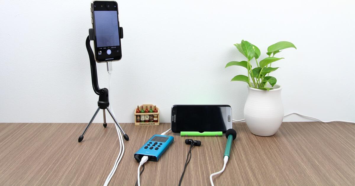 hướng dẫn sử dụng combo xox bh2 kèm micro xox mh1 - bộ livestream trên điện thoại