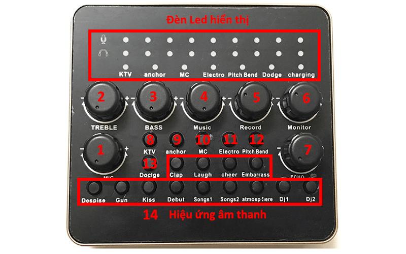 hướng dẫn chi tiết cách lắp đặt và chỉnh âm thanh trên sound card v10 - hình 08