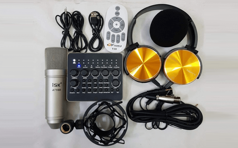 hướng dẫn chi tiết cách lắp đặt và chỉnh âm thanh trên sound card v10 - hình 11