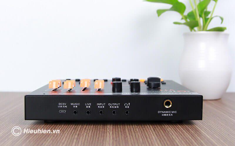 hướng dẫn chi tiết cách lắp đặt và sử dụng sound card aqta v11 - hình 01