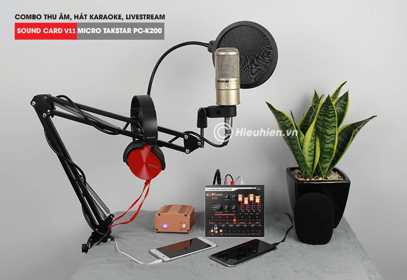 hướng dẫn chi tiết cách lắp đặt và sử dụng sound card aqta v11 - hình 03