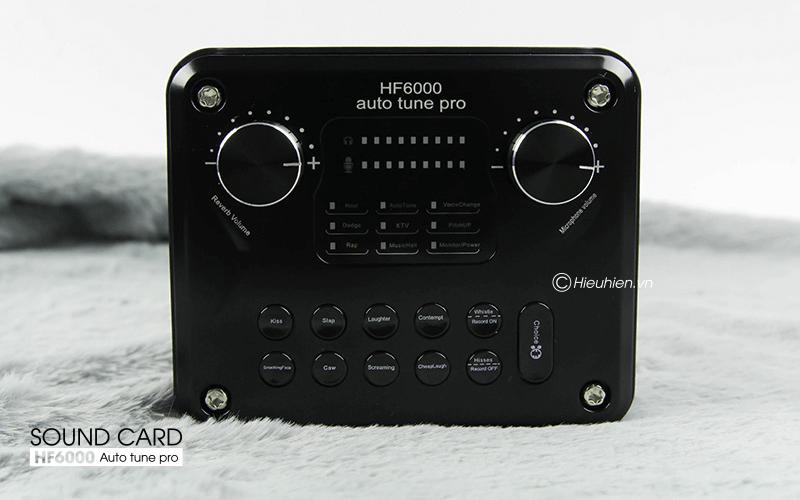 hướng dẫn các bước lắp đặt và sử dụng sound card hf6000 pro - hình 01