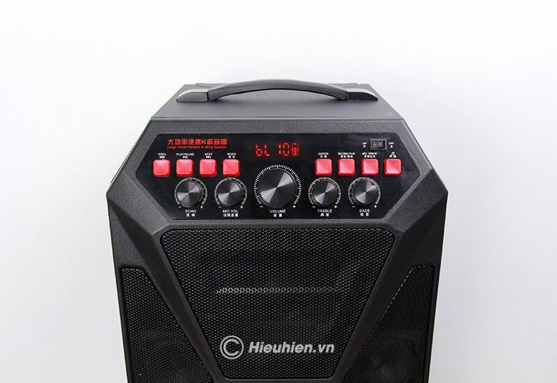 hướng dẫn sử dụng loa kéo w-king k5 hát karaoke di động - hình 04