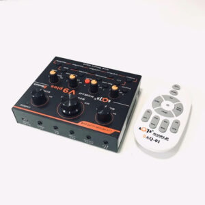sound card aqta v9 plus - thu âm bài hát, hát livestream, karaoke - hình 03
