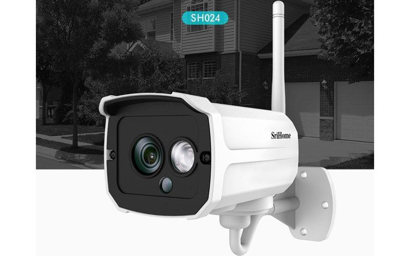 srihome sh024 1080p - camera ip wifi chống nước, quan sát ngoài trời - hình 07
