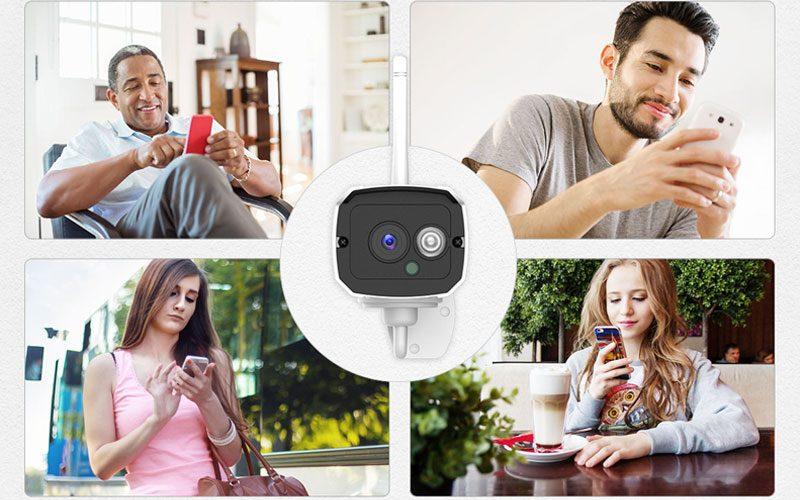 srihome sh024 1080p - camera ip wifi chống nước, quan sát ngoài trời - hình 14