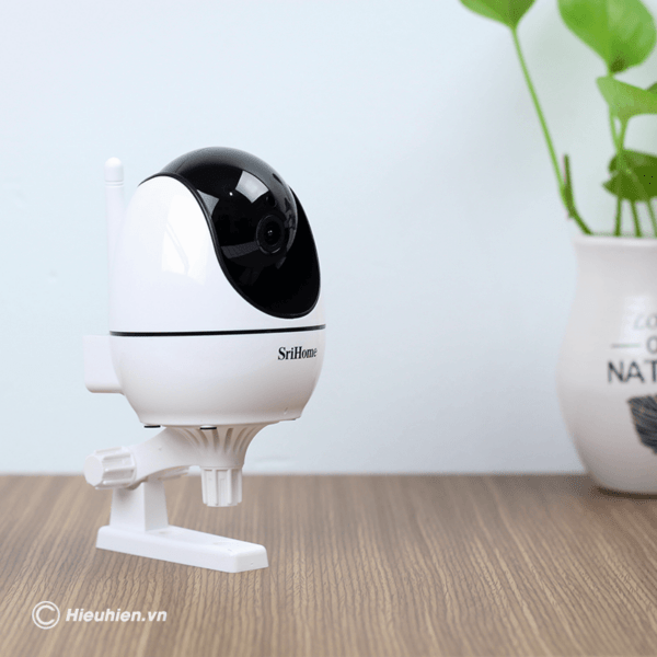 srihome sh026 camera ip wifi độ phân giải full hd 1080p - hình 04