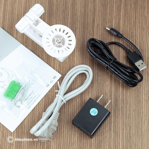 srihome sh026 camera ip wifi độ phân giải full hd 1080p - hình 07