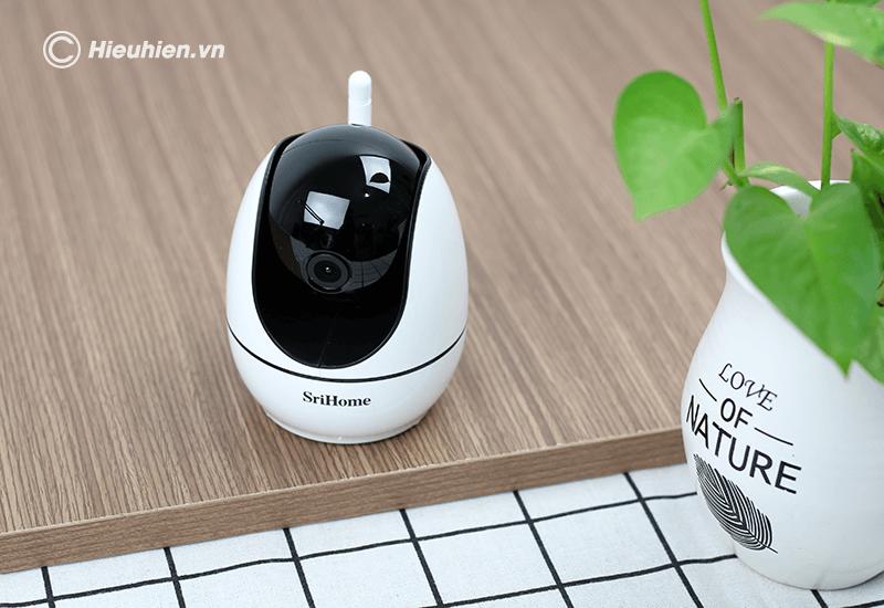 srihome sh026 camera ip wifi độ phân giải full hd 1080p - hình 08
