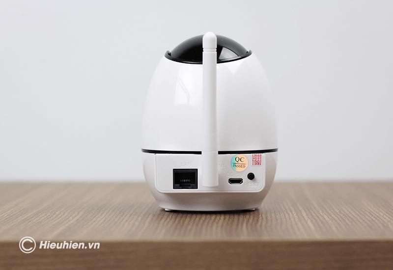srihome sh026 camera ip wifi độ phân giải full hd 1080p - hình 09