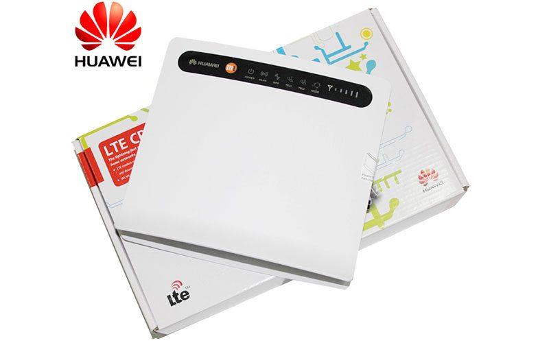 huawei b593u-91 - bộ phát wifi 3g cho ô tô xe khách, hỗ trợ 32 máy - hình 02