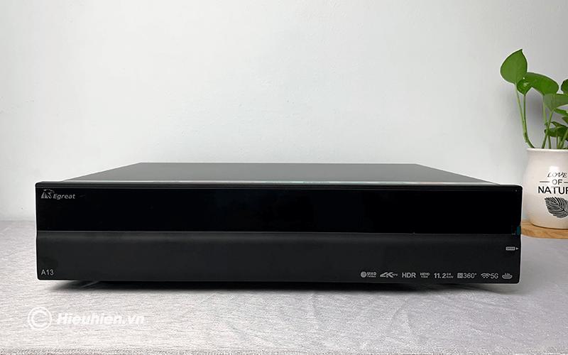 đánh giá egreat a13 - đầu phát uhd 4k player - đầu karaoke hiện đại - hình 01