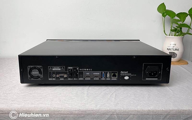 đánh giá egreat a13 - đầu phát uhd 4k player - đầu karaoke hiện đại - hình 04