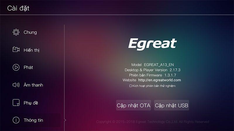 đánh giá egreat a13 - đầu phát uhd 4k player - đầu karaoke hiện đại - hình 13