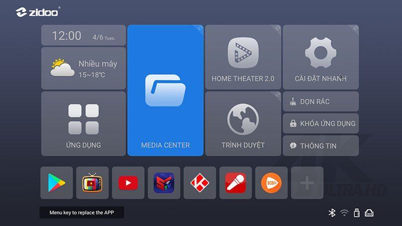 đánh giá zidoo z10 smart tv box - đầu phát hd 3d 4k hiện đại - hình 10