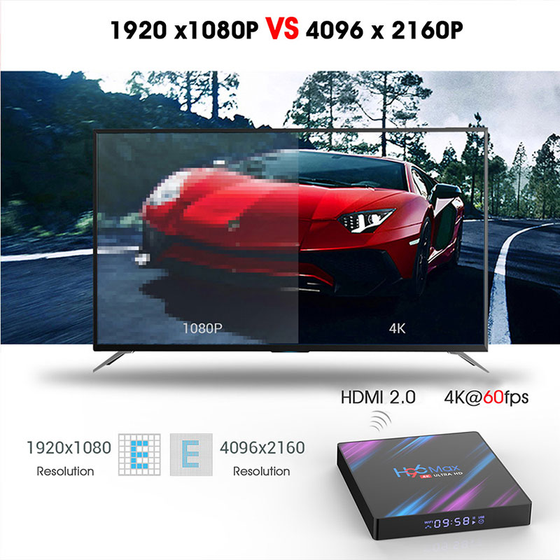 enybox h96 max 2gb/16gb, rk3318 android 9.0 tv box - hình 12
