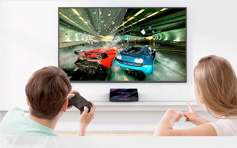 enybox h96 max 2gb/16gb, rk3318 android 9.0 tv box - hình 13