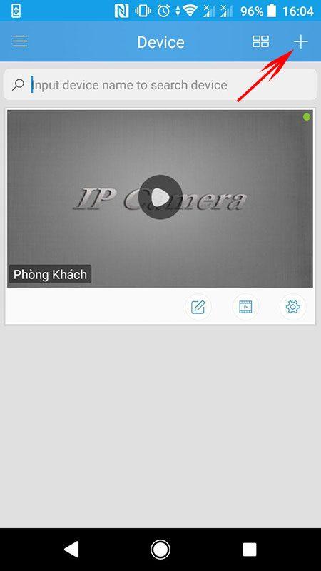hướng dẫn cài đặt và sử dụng camera ip wifi srihome trên điện thoại - hình 08