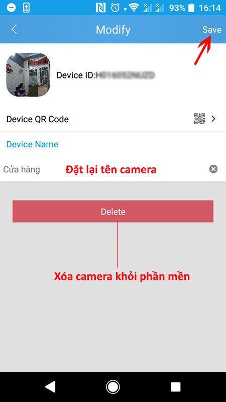 hướng dẫn cài đặt và sử dụng camera ip wifi srihome trên điện thoại - hình 12