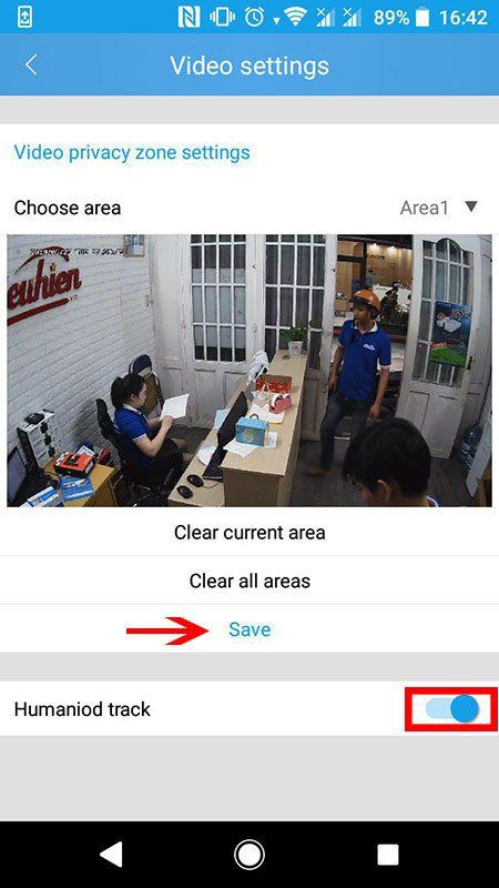 hướng dẫn cài đặt và sử dụng camera ip wifi srihome trên điện thoại - hình 16