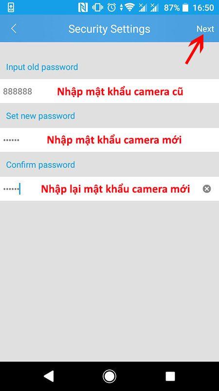 hướng dẫn cài đặt và sử dụng camera ip wifi srihome trên điện thoại - hình 24