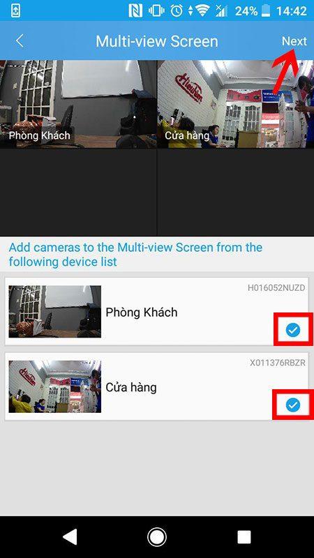 hướng dẫn cài đặt và sử dụng camera ip wifi srihome trên điện thoại - hình 29
