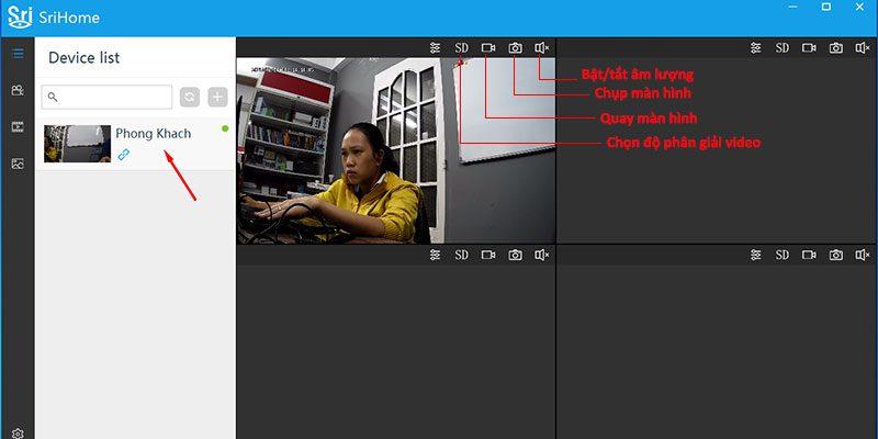 hướng dẫn cài đặt camera ip srihome xem trên máy tính, laptop - hình 06